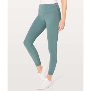 Lululemon WU High-Rise 7/8 Tight